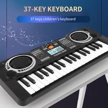 Piano Keyboard Digital Music-Learning-Toy 37keys for Beginner Gift Children