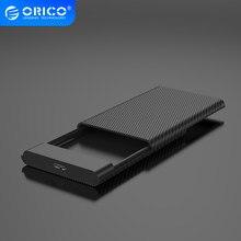 ORICO – Adaptateur pour disque dur externe SSD avec entrée USB 3.0, boîtier avec fonction de veille automatique UASP, 2,5 pouces, 5 Gbps