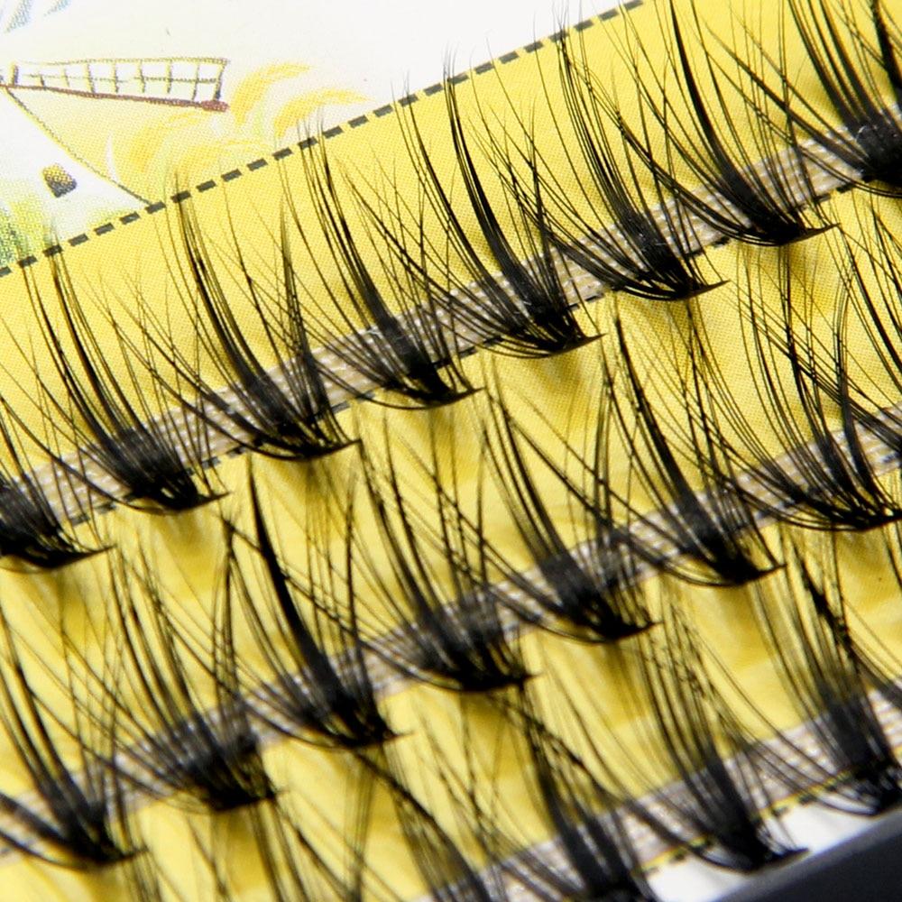 Ресницы Накладные из искусственной норки, 3d-ресницы для наращивания, натуральные объемные индивидуальные, 20D/30D