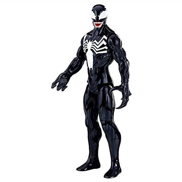30 см Marvel Мстители эндшпиль танос Человек-паук Халк Железный человек Капитан Америка Тор Росомаха Веном Фигурка Игрушки Кукла Детская - Цвет: Venom no box