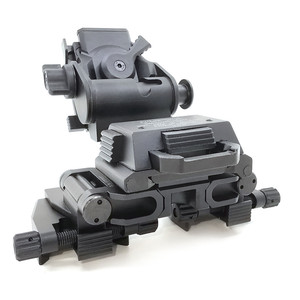 Image 5 - Tactical Hunting SM 2 mount Helmet Binocular Accessories fits G24 NVG mount and provides a solid mounting platform and severa