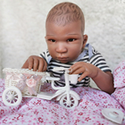 African black baby d...