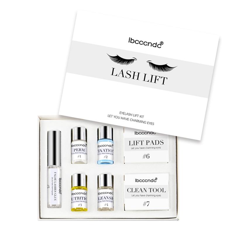 ibcccndc-7pcs-set-eyelash-perming-kit-lash-lifting-curling-pads-fixation-nourishing-agent-eyelash-glue-lash-perm-rod-tslm1