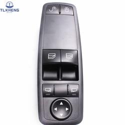 1698206410 nowy przełącznik okna elektrycznego przełącznik sterowania szyby głównej dla mercedes-benz W169 W245 A160 A180 B200 169 820 64 10