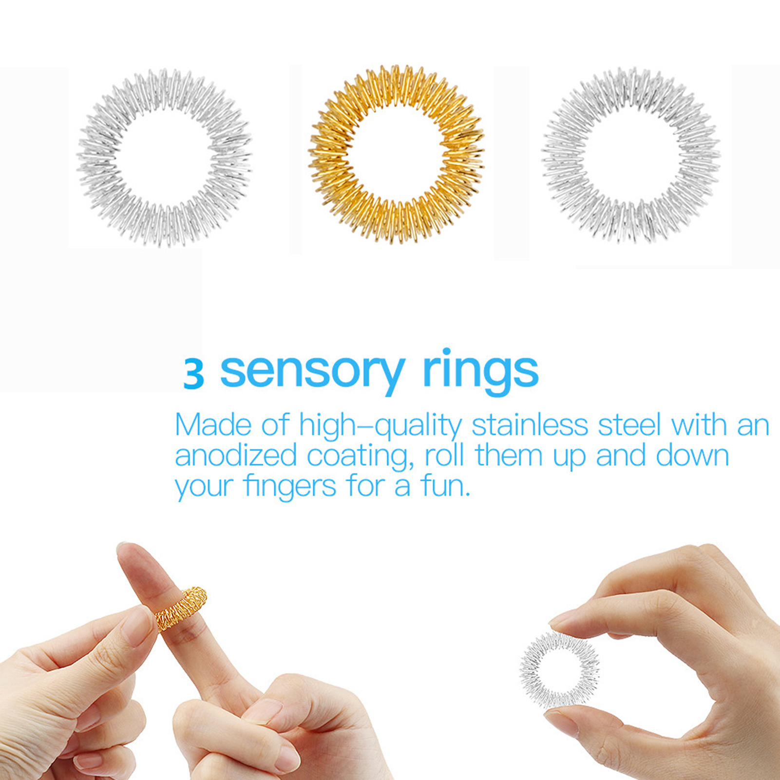 24 Pack Fidget Sensory Toy Set Stress Relief Toys For Kids Adults Decompression Squishes img5