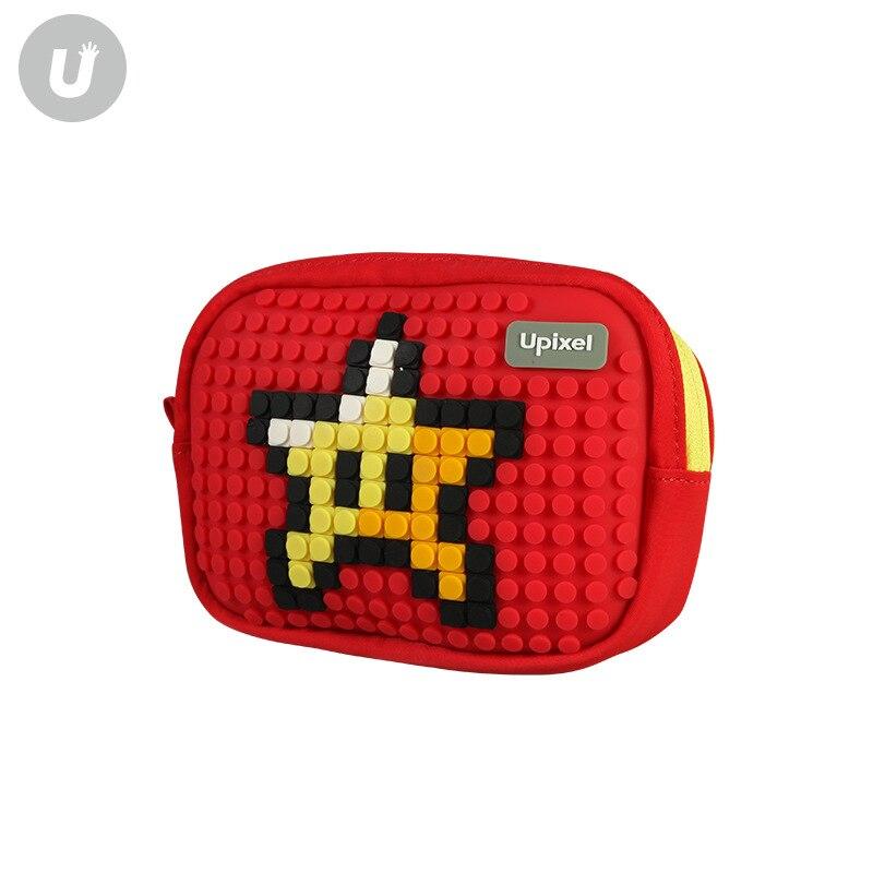 New Style Creative Bag 2018 Upixel Wallet Korean-style Jigsaw Puzzle Children Purse Unisex DIY Zipper Wallet