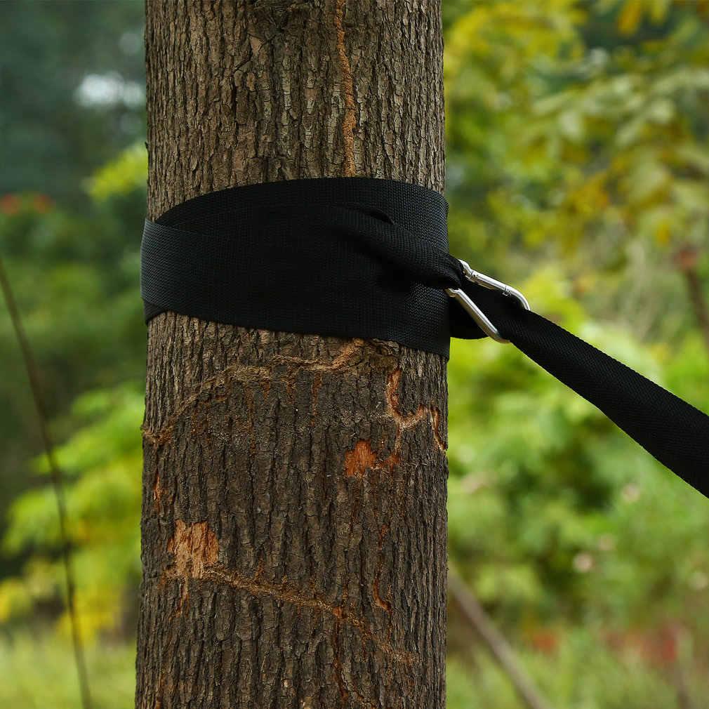 OUTAD 2 pcs Hammock Tree Straps Set Versatile 14 Loops No Stretch Kit NEW NN