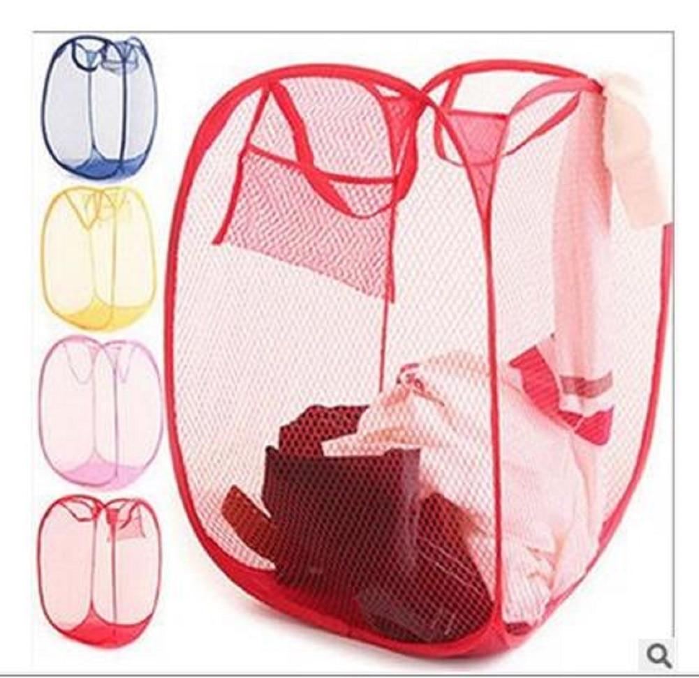 Cesta de armazenamento de roupas dobrável, cesta para lavar roupas sujas, organizador de artigos diversos e brinquedos