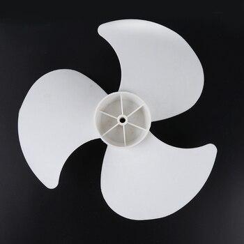 Grand vent 12 pouces en plastique ventilateur lame 3 feuilles support/Table Fanner accessoires