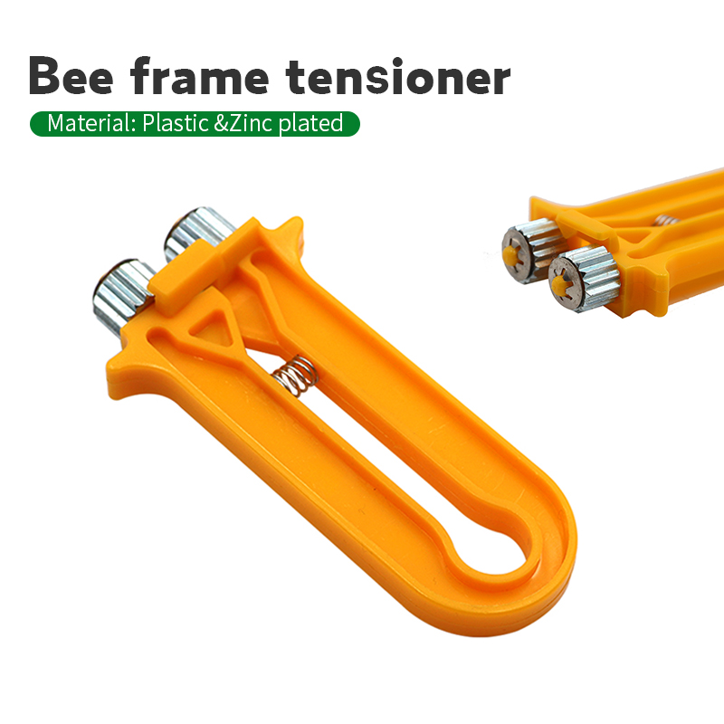1Pcs Beekeeping Bee Wire Cable Tensioner Crimper Frame Hive Bee Tool Nest Box Tight Yarn Wire Beehive Beekeeping Equipment