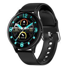 SENBONO reloj deportivo inteligente K21 para hombre y mujer, Monitor de ritmo cardíaco durante el sueño, presión de oxígeno en sangre, soporte multidial