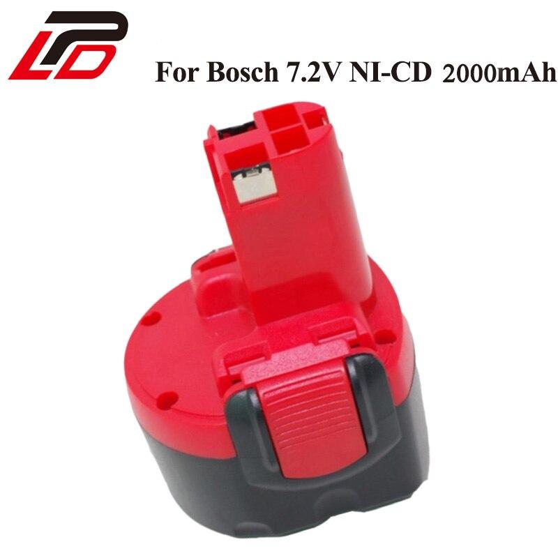 GSR7.2-2 GSR7.2-1 Akku Batterie für BOSCH GSR 7.2-1