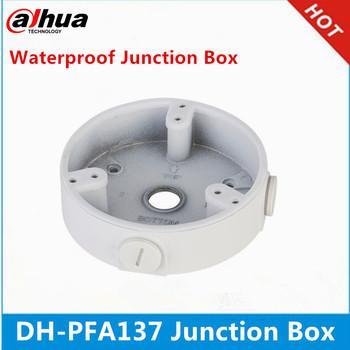 Oryginalna wodoodporna skrzynka przyłączowa Dahua PFA137 do kamery DH IP IPC-HDBW4631R-S i IPC-HDBW4631R-ZS CCTV Mini kamera kopułkowa tanie i dobre opinie CN (pochodzenie)