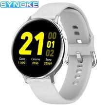 цена на Smart Watch Multiple Sport Men Women HD Screen Heart Rate Monitor Blood Pressure Fitness Tracker IP68 Waterproof Smartwatch