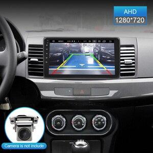 Image 2 - MITSUBISHI/LANCER 2007 용 idar r 자동차 라디오 2008  2 din Android 9 Autoradio 멀티미디어 GPS DVR 카메라 RAM 2GB ROM 32GB USB 라디오