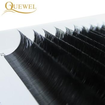 Quewel Easy Fanning Eyelash Extension Blooming Volume Eyelashes Self-making Fast Fans Bloom Lashes Extension Volume Lash 6