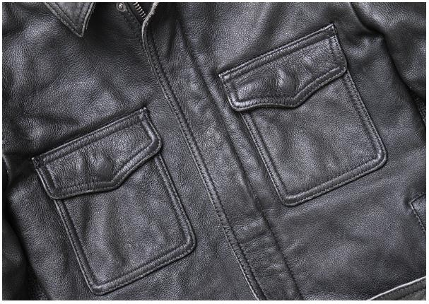 H4051083642e64e0492e319883f70e5d2q YR!Free shipping.sales.Clearance.$99.99 cowhide jacket.mens genuine leather coat.fashion vintage casual leather outwear.classic