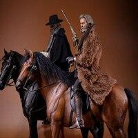 1/6 Germany Hannover Hanoverian 002 Horse Model Collection Horse Figure model for 12 Action Figure Collection