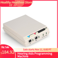 Digital Hearing Aid Assistance Programmer Sound Voice Amplifier Hearing Aids Programming Machine Functioned as Hi Pro Hipro USB