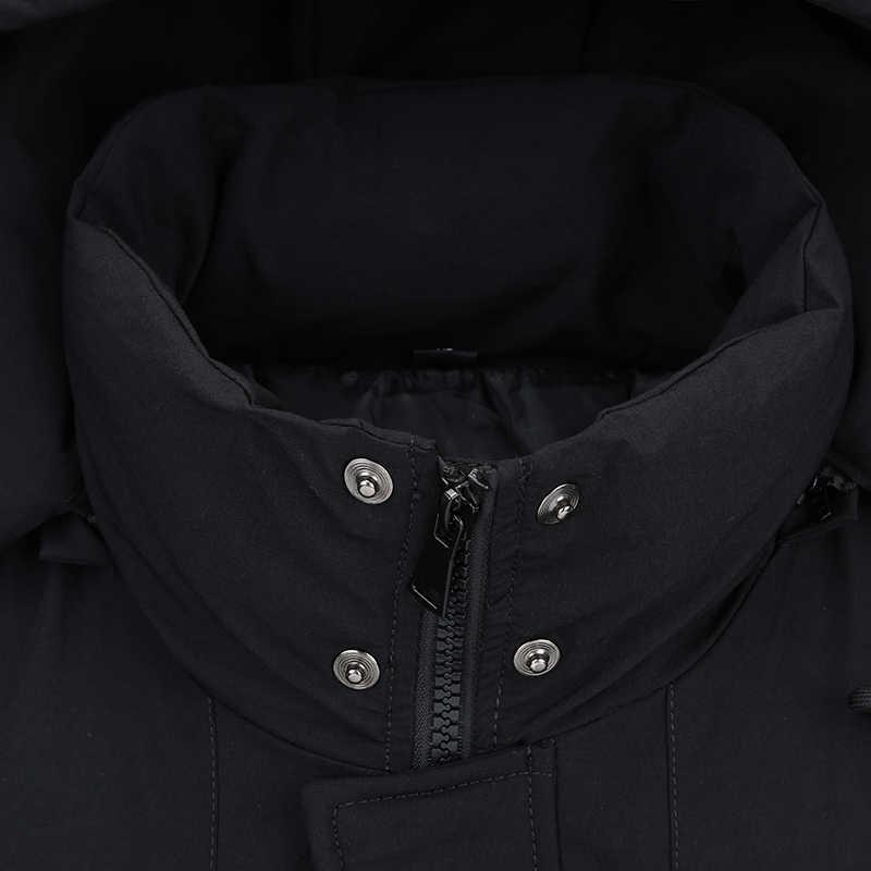 플러스 사이즈 10XL 9XL 겨울 신작 파카 재킷 후드 브랜드 캐주얼 남성 따뜻한 플러스 사이즈 코튼 패딩 코트 무료 배송