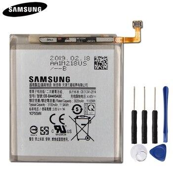 Samsung 100% Original Phone Battery EB-BA405ABE EB-BA405ABU For GALAXY A40 A405F 3100mAh Replacement