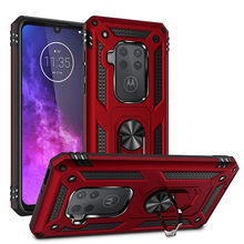 สำหรับ Motorola Moto ONE PRO ZOOM Action Vision Macro เกราะ HYBRID Hard PC กรณี Funda Para Moto G6 G7 P40 power G8 PLUS E5 E6 Play(China)