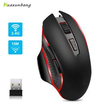Wireless Mouse Usb Optical Magic Vertical Ergonomic 7 Key Gaming Mause For PC Gamer Kit Laptop Computer Macbook HP Dell Lenovo