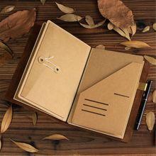 Storage-Bag Envelope File-Folder Kraft-Paper-Card Receipt Notebook Filling-Bag Tickets