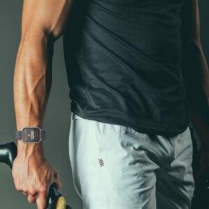 Image 4 - MKS5 Smart Watch Activity Fitness Pedometer Health Heart Rate Sleep Tracker ip67 Waterproof Sport watch for Men Women smartwatch