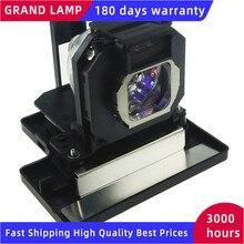 ET LAE1000 substituição da lâmpada do projetor para panasonic PT AE1000 / PT AE1000U /PT AE2000 /PT AE3000/TH AE1000/ae3000 bate feliz