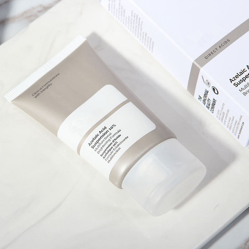 Кислота азелаиновая кислота подвеска 10% осветляющая основа для макияжа с высокой адгезией праймер прямая формула обычный крем для лица