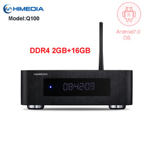 HIMEDIA Q100 Android 7.0 Smart Tv Box Hi3798MV200 2GB DDR4 1