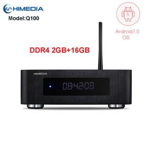 HIMEDIA Q100 Android 7.0 Smart Tv Box Hi