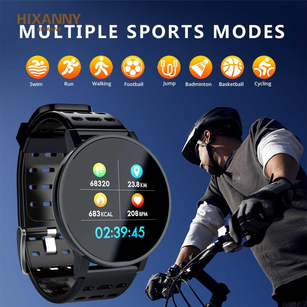 T3 Smart horloge waterdicht Activiteit Fitness tracker HR Bloed zuurstof bloeddruk Klok Mannen vrouwen smartwatch PK V11 Mi Band 3