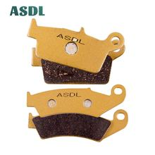 Brake-Pads Front Motorcycle Mx-125 for Gas-Gas Mx-125/200-250/300/.. And Rear
