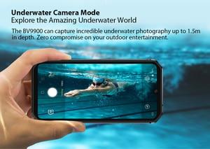 Image 5 - Blackview BV9900 Helio P90 Octa Core 8 + 256GB IP68 Robuste Handy Android 9.0 48MP Quad Hinten Kamera NFC smartphone Globale 4G
