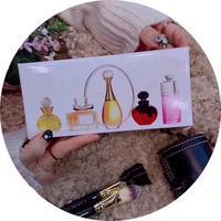 5pcs/lot 3ml/5ml Mini Perfume Women Men Perfumes Mujer Originales Fragrances for Women Deodorant
