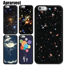 Aprarvest Universe Outer Space Star Mobile Phone Case For iPhone 11 Pro MAX X XR XS MAX 6 6s 7 8 Plus 5s Back Cover Coque(China)