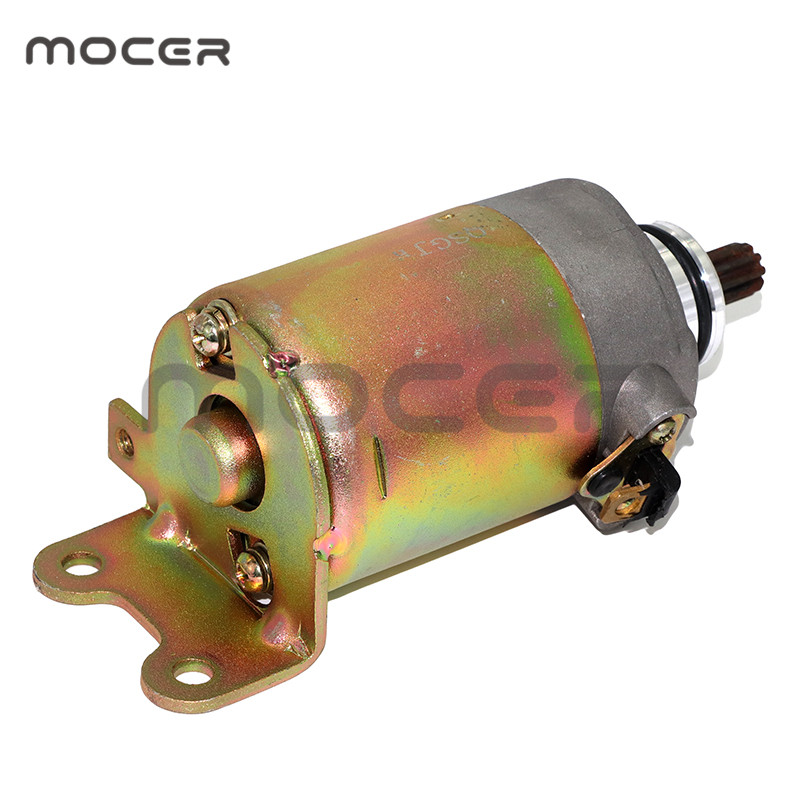 Motorcycle Moped Scooter  ATVs Go Carts Starter Motor for  GY6 47cc 49cc 50cc 60cc 72cc 139QMB  Engine