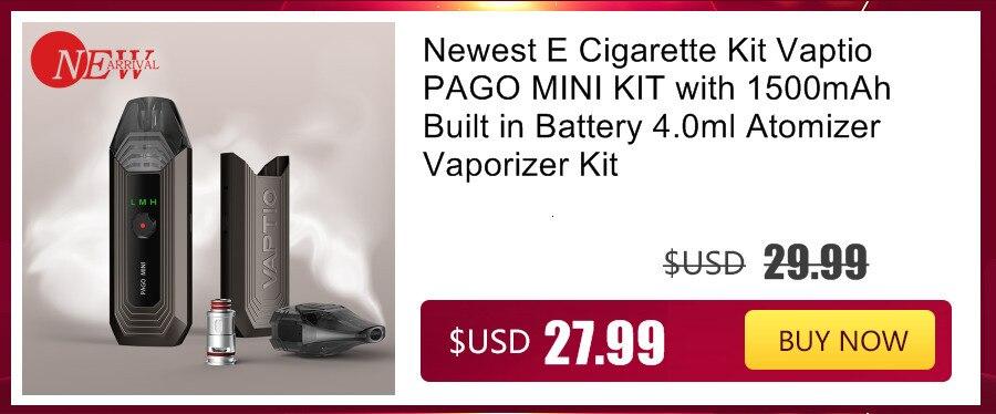 E Cigarette Original Vaptio AirGo Vape