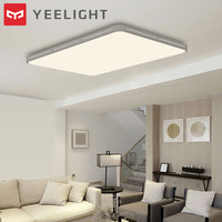 Original Yeelight YILAI 90W Rectangle Style Hollow LED Ceiling Light Pro Adjustable smart home app