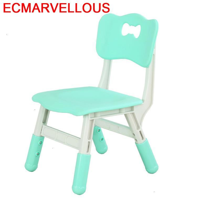 Meble Dzieciece Couch Mobiliario For Kids Kinder Stoel Adjustable Baby Cadeira Infantil Furniture Chaise Enfant Children Chair
