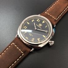 SD1936 бренд Steeldive корпус из нержавеющей стали скелет чисел 200м водостойкий Японии NH35 часы погружения автоматический