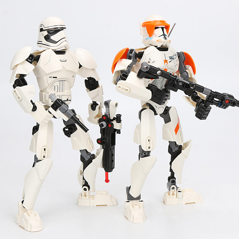 Blocks Star Wars Buildable Action Figure 15