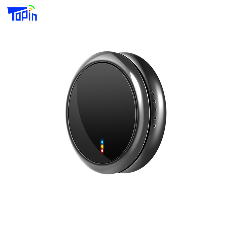 3G WCDMA G30 Mini Pendant GPS Tracker IP67 Waterproof Android OS 2G GSM Mobile APP PC Web Tracking for Child Old People SOS Call image