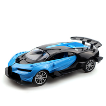1:16 Childrens RC Car Toy Model High Speed Remote Control Racing Blue C11