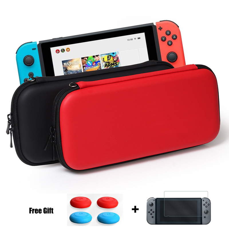 Portable NS Switch Handbag Hard EVA Storage Bag Waterproof Protective Carrying Case Cover for Nintendo Switch Game Console(China)