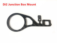 SHIMANO bicycle Di2 Junction Box Mount for EW90A EW90B Junction Adapter carbon holder|Shifters| |  -