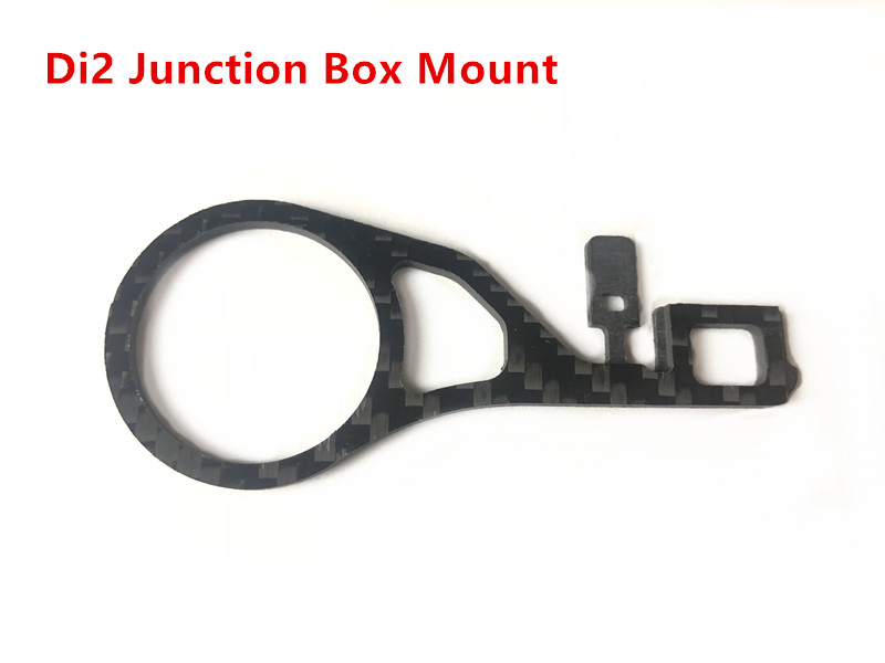 Bicycle Di2 Junction Box Mount For Shimano Di2 EW90A EW90B Junction Adapter Carbon Holder