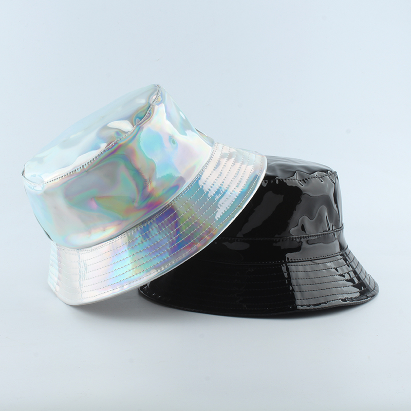 2020 New Fashion Leather Fishing Cap Brand Bucket Hat Outdoor Sunscreen Fisherman Hat Hip Hop Casual Sun Cap Free Shipping